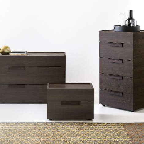 CS/6065-F Seneca Night Stand, Calligaris Italy