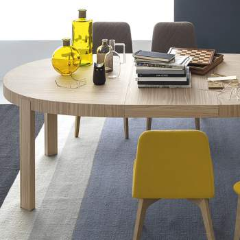 CB/398-E Atelier Dining Table, Connubia by Calligaris Italy