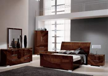 Capri Bedroom Furniture Set by ALF, Italy