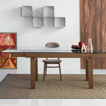 CS/416-XR Hyper Dining Table, Calligaris Italy