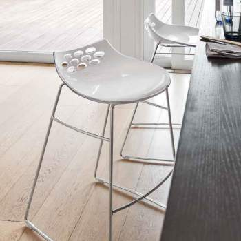 CB/1033 Jam Counter Stool, Connubia by Calligaris Italy
