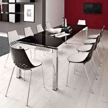 CB/1059 Jam Dining Chair, Connubia by Calligaris Italy