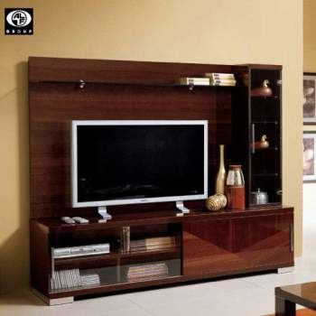 Capri Walnut Entertainment TV Center, ALF Italy