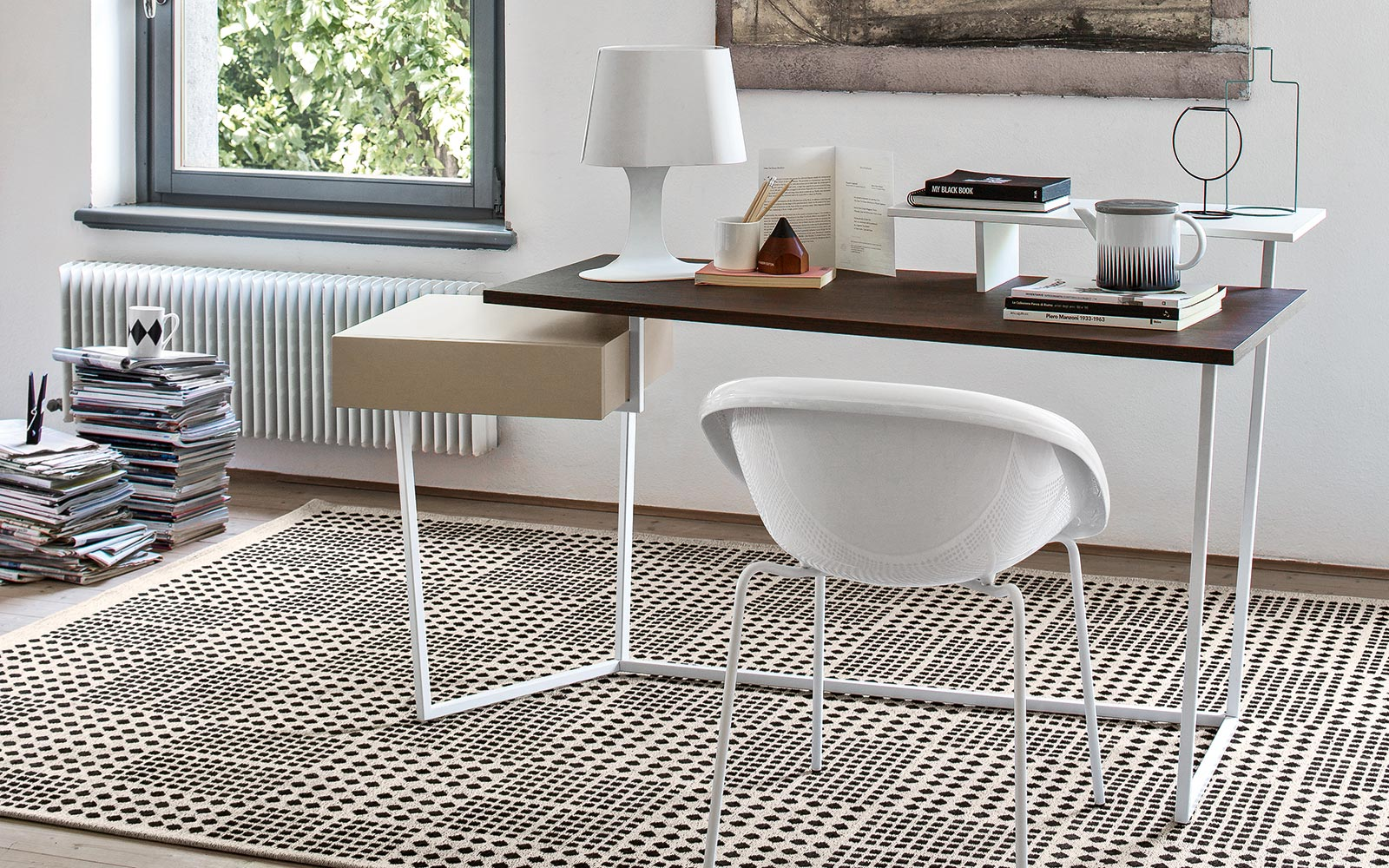 Layer Office Table