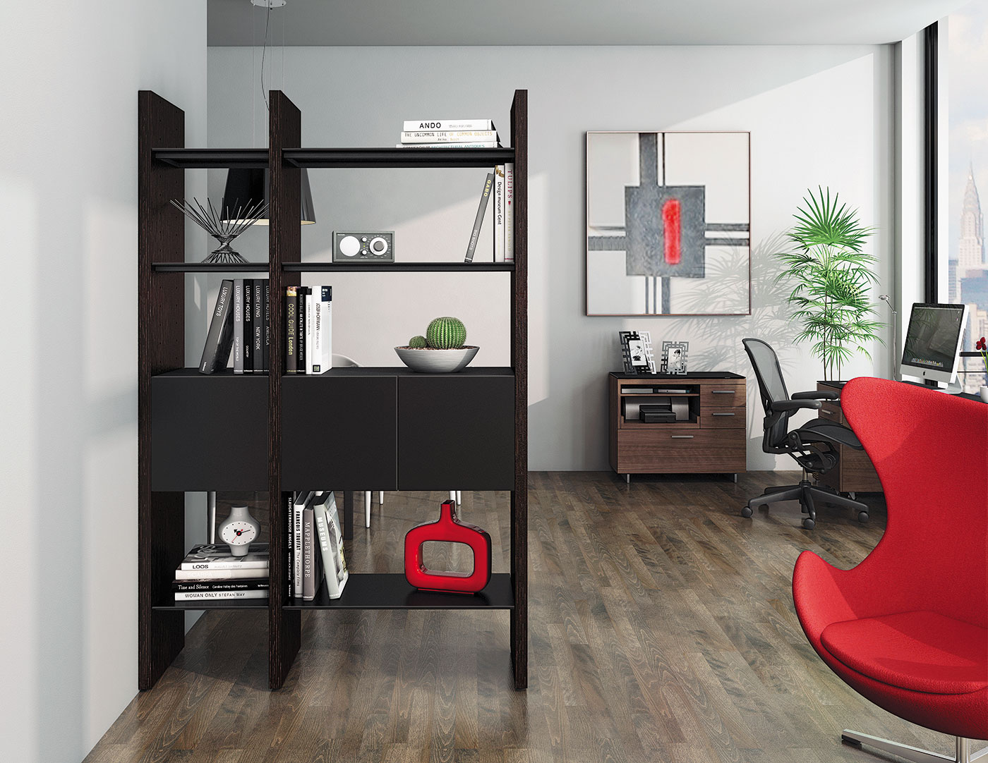 BDI Semblance 5402 Storage Shelf